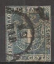 Tuscany #20 F-VF Used CV $225.00 (ST201)