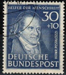 Germany #B323 F-VF Used CV $90.00 (X1947)