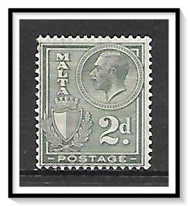 Malta #135 King George V NG