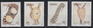 Namibia 787-790 MNH (1995)