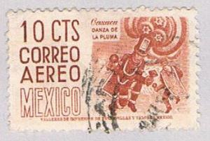Mexico C209 Used Oaxaca Dance (BP20015)