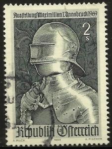 Austria 1969 Scott# 841 Used
