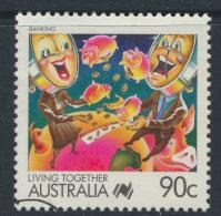 Australia SG 1134 - Used  PO Bureau Cancel