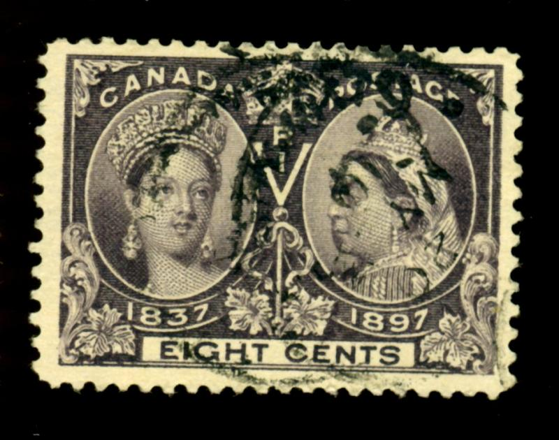 Canada #56 Used F-VF CAt$65