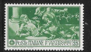 Italy Hinged  [9302]