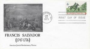 1478 8c POST RIDER 1973 - Unknown cachet