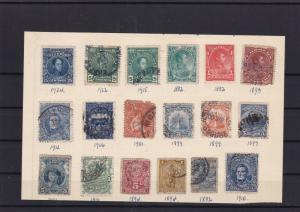 Uruguay Stamps Ref 15474