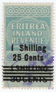 (I.B) BOIC (Eritrea) Revenue : Inland Revenue 1.25c on 1.30c OP
