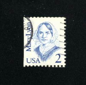 USA #2169  3  used 1986-94 PD .08