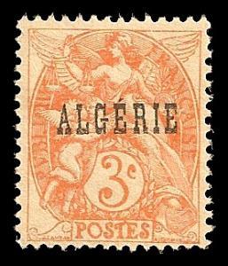 Algeria 3 Unused (MH)