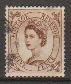 Great Britain SG 578  Used