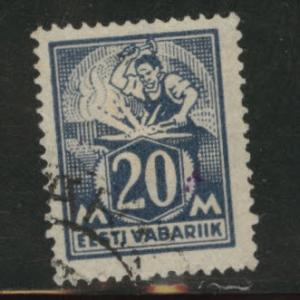 Estonia Scott 75 from 1922 - 1925 set