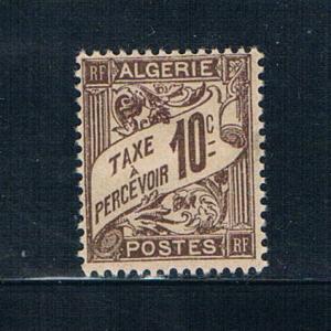 Algeria J2 Unused Postage due 1926 (A0333)+