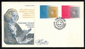 Ireland First Day Cover [2817]