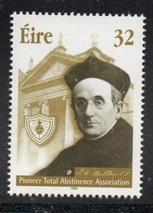 Ireland Sc 1184 1999 Abstinence Association stamp  mint NH