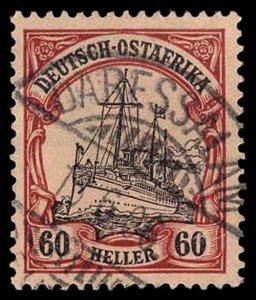 GERMAN EAST AFRICA 29  Used (ID # 96385)