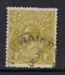 Australia SC# 73, Used