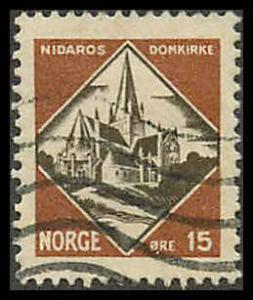 Norway 151 Used  VF