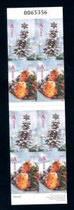 [59903] Norway 2009 Christmas Self Adhesive booklet MNH