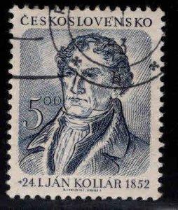 Czechoslovakia Scott 496 Used stamp