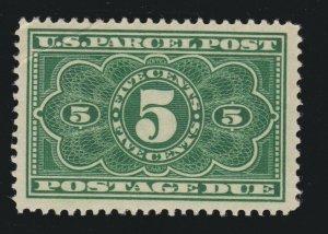 US JQ3 5c Postage Due Mint VF OG LH (NGC) SCV $9