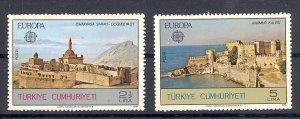 Turkey Europa 1978  Mint VF NH -  Lakeshore Philatelics