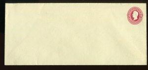Scott U106 Perry Unused Stamped Envelope Entire (Stk U106-1) LOT 799c
