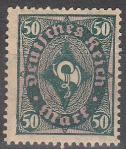 Germany #184 MNH VF (V2008)