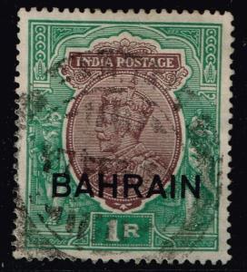 Bahrain SG# 12, Used.     Lot 01102015