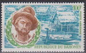 Dahomey #C119 MNH F-VF (B1787)