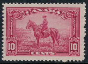 Canada #223*  CV $7.50 Royal Canadian Mounted Police