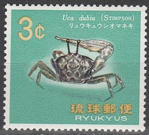 Ryuku Is #174 MNH F-VF (V242)