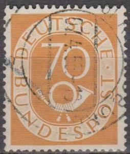 Germany #683 F-VF Used CV $14.00 (B10540)
