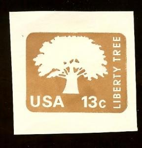 US #U576 13c Liberty Tree