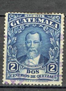 Guatemala SC# 235 *Used*