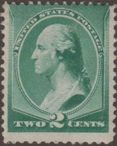US Stamp #213 Mint Never Hinged 2131209162