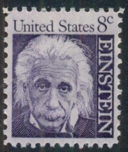 #1285 8¢ ALBERT EINSTEIN LOT OF 400 MINT STAMPS, SPICE UP YOUR MAILINGS!