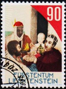 Liechtenstein. 1988 90r S.G.948 Fine Used