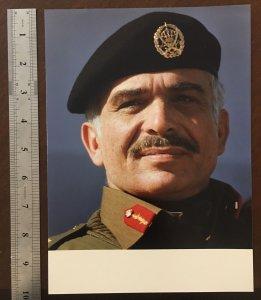 Jordan, Document , King Hossin Photo, Zohrab Studio