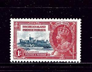 Bechuanaland 117 MH 1935 KGV Silver Jubilee