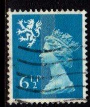 Scotland - #SMH7 Machin Queen Elizabeth II - Used