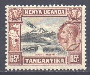 KUT Scott 53 - SG117, 1935 George V 65c MH*