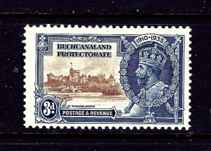 Bechuanaland 119 MH 1935 KGV Silver Jubilee