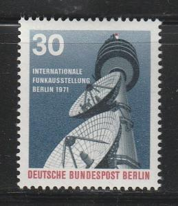 West Berlin, #9N313 From 1971,  MNH
