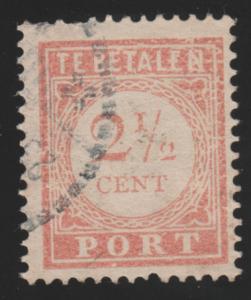 Netherlands Indies J26 Postage Due 1913