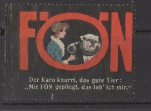 Germany AEG Foen Many Uses of an Electric Hairdryer Vignette - Dog Dryer NG