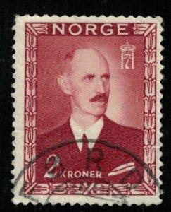 Norway, 1946, King Haakon VII, SC #277 (T-7926)