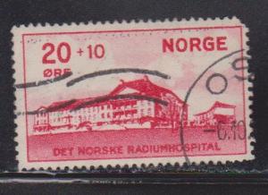 NORWAY Scott # B4 Used