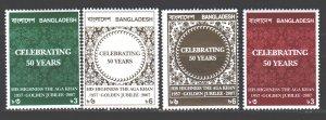 Bangladesh. 2008. 907-10. 50 years Aga Khan leader of the Ismaili community. ...