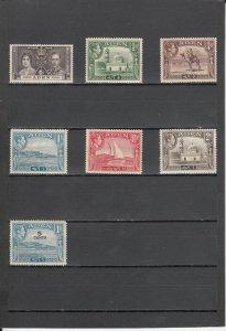 ADEN 7 DIFFERENT MINT 13/36 SEE DESCRIPTION AREA 2019 SCV $8.25